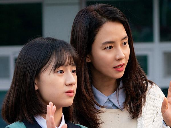 Chemistry Ibu-Anak Song Ji Hyo dan Uhm Chae Young di Drama 'Was It Love?'