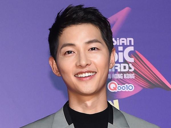Lagi, Song Joong Ki Jadi MC MAMA 2020