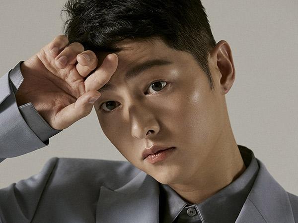 Lagi Pemotretan, Song Joong Ki Khawatir dengan Cucian Baju di Rumah