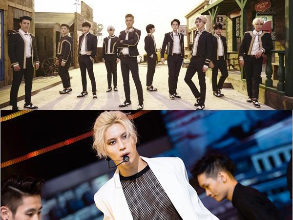 Duh, Penampilan Taemin dan Super Junior Tak Sengaja Tertukar di 'Inkigayo'