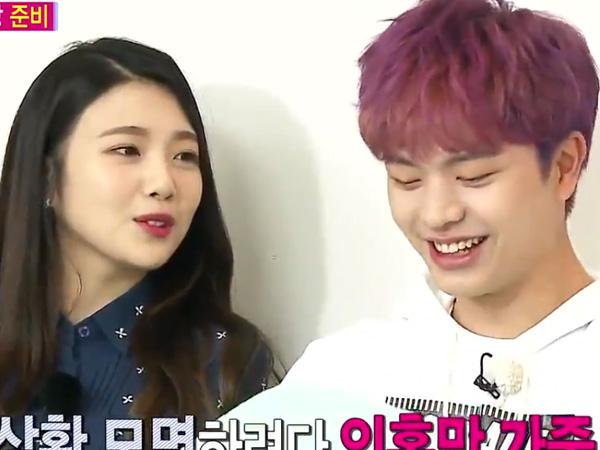Sungjae BTOB 'Pintar' Nyanyi dan Tarikan Lagu Grup Idol Wanita, Joy Red Velvet Cemburu!