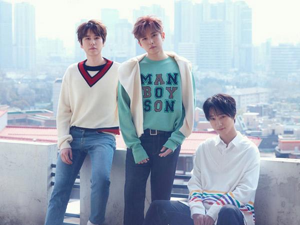 Super Junior K.R.Y Resmi Rilis Album Perdana Setelah 14 Tahun
