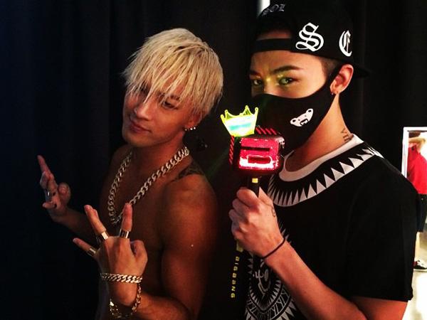 G-Dragon Jadi Tamu Spesial di Penutupan Konser Tur Taeyang di Jepang