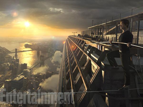 Joseph Gordon-Levitt Menantang Maut Dengan Menyebrang Dua Atap Gedung WTC!