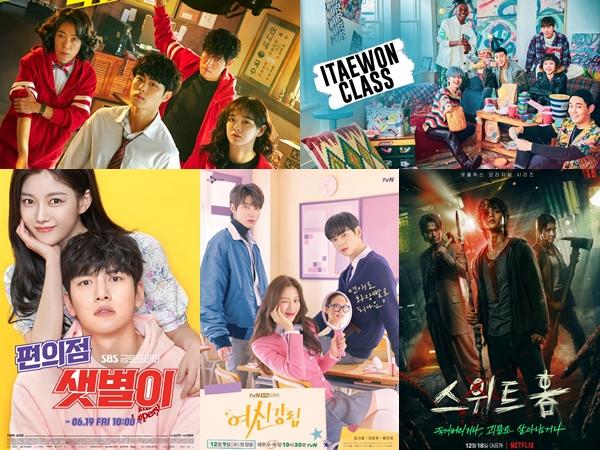 5 Drama Korea Adaptasi Webtoon di Tahun 2020 yang Paling Menghebohkan