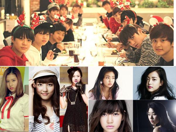 Inilah Grup Idola K-Pop dari 4 Agensi Raksasa yang Debutnya Paling Dinantikan di 2015