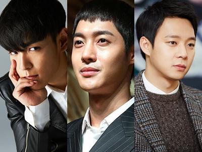 Berteman Dekat, Kim Hyun Joon, T.O.P & Yoochun JYJ Bincangkan Akting Mereka
