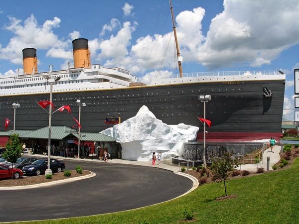 Ingin Tahu Rasanya Naik Kapal Legendaris Titanic? Yuk, Ke Musium Titanic di Amerika