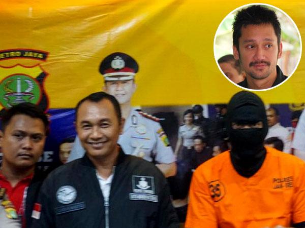 Resmi Jadi Tersangka, Ini Ancaman Hukuman Penjara untuk Tora Sudiro
