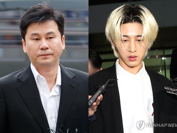 Yang Hyun Suk Dilimpahkan ke Kejaksaan Atas Mengancam Informan Kasus B.I