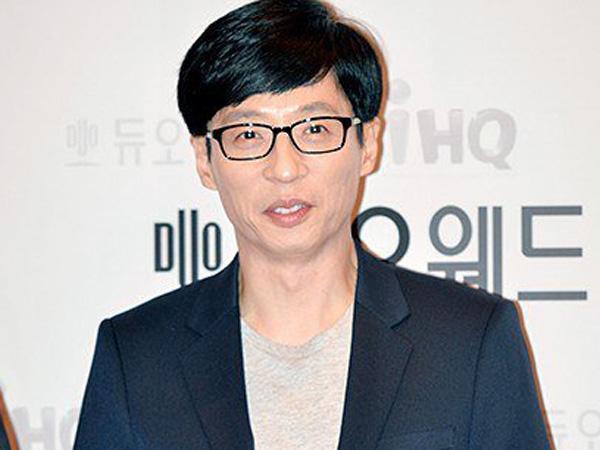 Laris, Yoo Jae Suk Tak Bisa Nikmati Liburan Panjang di Hari Tahun Baru Lunar