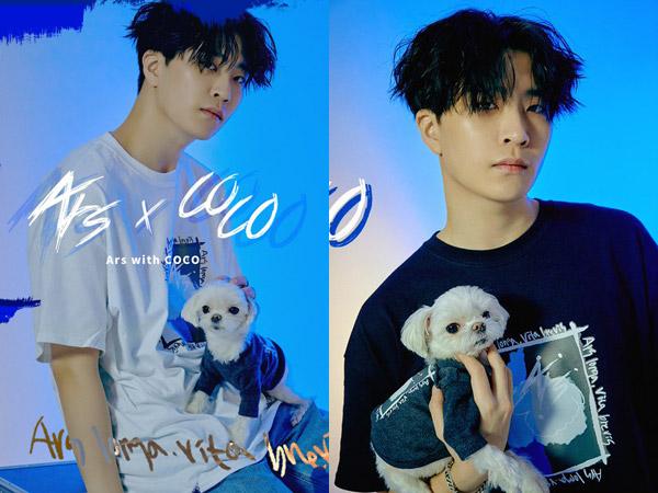 Youngjae GOT7 Luncurkan Clothing Line Kolaborasi Bareng Anjing Peliharaan