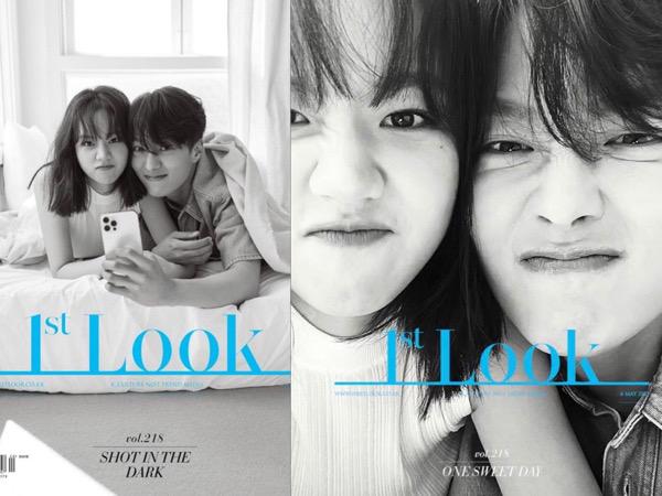 Jang Ki Yong dan Hyeri Mesra di Pemotretan Terbaru, Fans Baper