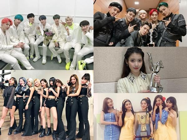 5 Artis K-Pop Peraih Kemenangan Acara Musik Terbanyak, Sampai 151 Piala