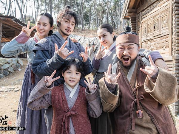 Bossam: Steal the Fate Tamat Sebagai Drama Korea Rating Tertinggi MBN