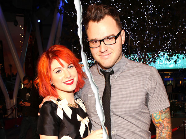 Hayley Williams 'Paramore' dan Gitaris 'New Found Glory' Bercerai