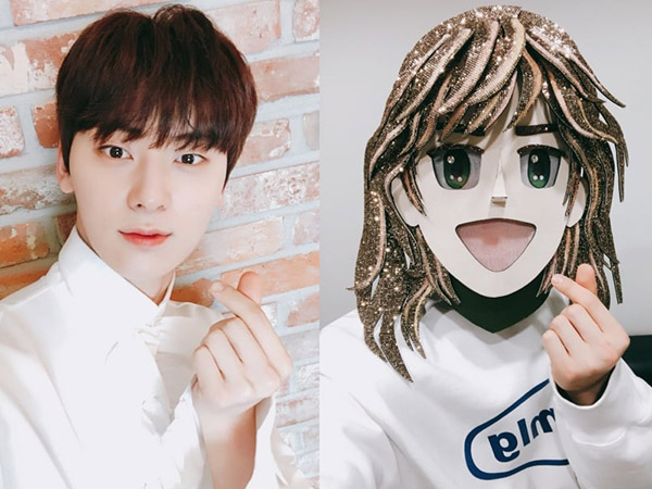 Video Minhyun Wanna One di 'King of Masked Singer' Sukses Pecahkan Rekor di Kalangan Idola K-Pop