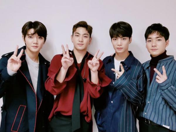 Penggemar NU'EST di Korea Kirimkan Ratusan Album Gratis Untuk Penggemar di Indonesia, Alasannya?