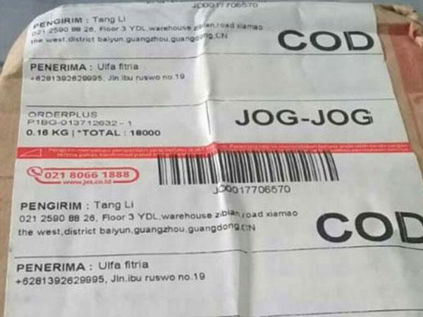 Viral di Medsos, Polisi Selidiki Paket Misterius yang Diduga Berisi Narkoba