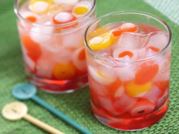 Yuk, Coba Resep Es Leci Jelly Menyegarkan Untuk Rayakan Imlek Tahun Ini