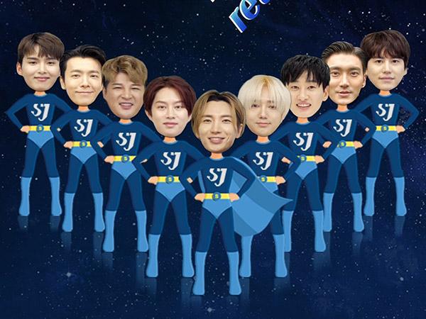 Super Junior Siap Luncurkan Variety 'SJ Returns 3' Awal Bulan Depan!