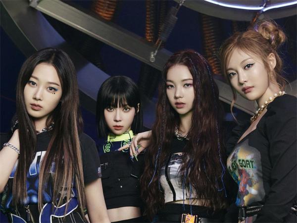 aespa Masuk Top 5 Penjualan Album Girl Group Tertinggi dalam Sejarah Hanteo