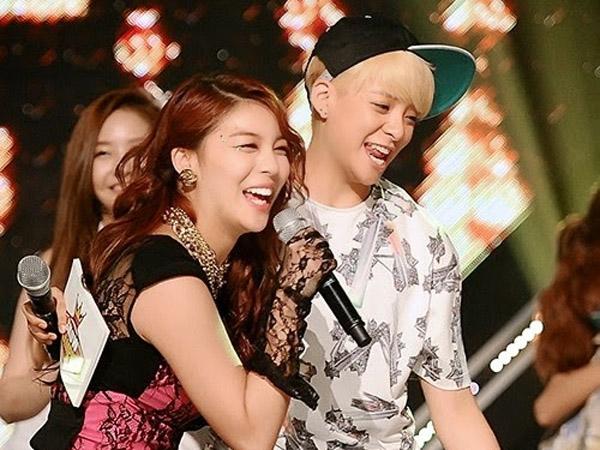 Wah, Amber f(x) Janji Akan Kenakan Rok Mini Jika Album Ailee Sukses!