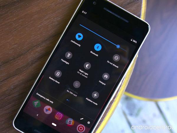Google Siapkan Mode Gelap di Android Q yang Bisa Diatur Otomatis