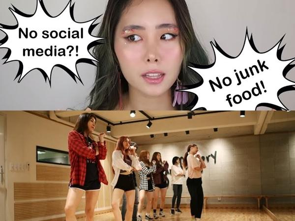 10 Aturan Ketat di Industri Hiburan Korea, Larangan Pacaran Hingga Makan