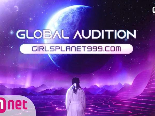 Mnet Luncurkan Program Audisi Lintas Negara, Girls Planet 999