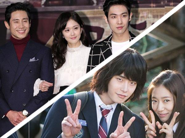 Debutkan Episode Perdana, Dapatkah SBS 'Pinocchio' Geser Kekuatan 'Mister Baek'?