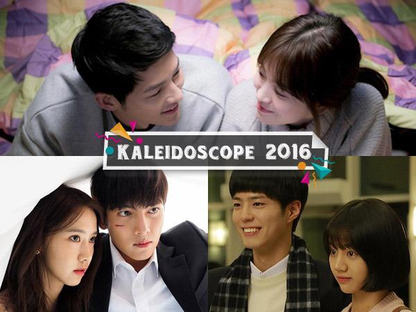 Cocok Jadi Pasangan Sungguhan, Inilah 10 'Best Couple' Drama Korea Sepanjang 2016!