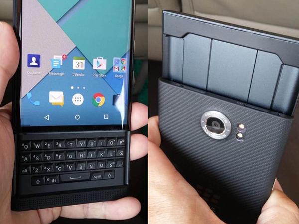 Blackberry Venice akan Jadi Ponsel Android Pertama dari Blackberry