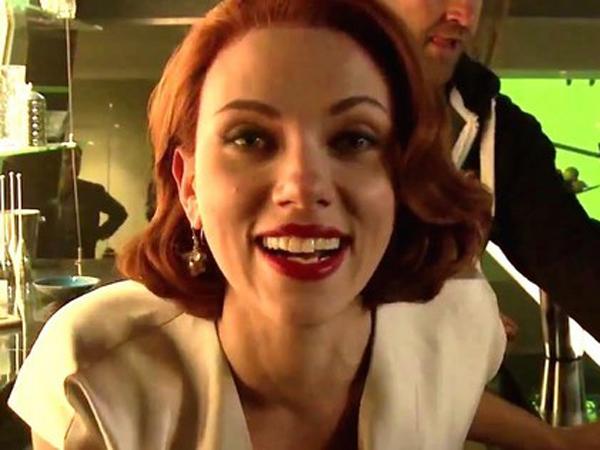 Dari Menari Sampai Berbagai Ciuman, Intip Video Kesalahan Adegan Di Bloopers 'The Avengers 2'!