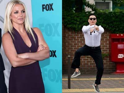 Britney Spears Ingin Pelajari Gangnam PSY