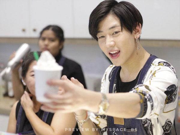 Rasakan Sensasi Seru Berkunjung ke Restoran Kafe Milik Bambam GOT7 di Thailand Yuk