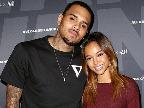 Akui Dirinya Tidak Dewasa, Chris Brown Minta Maaf Pada Karrueche Tran