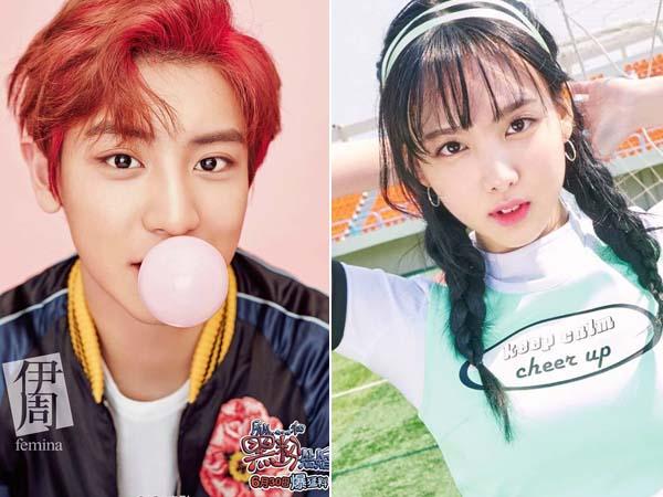 Bawakan Lagu Rekan Agensinya, Chanyeol EXO dan Nayeon TWICE Siap Berduet di 'Music Bank'!