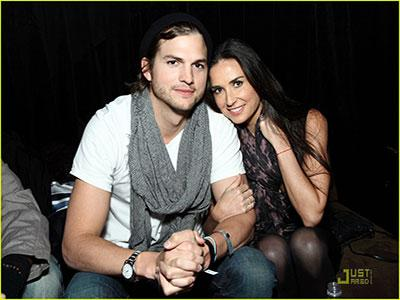 Ashton Kutcher dan Demi Moore Akhirnya Resmi Bercerai