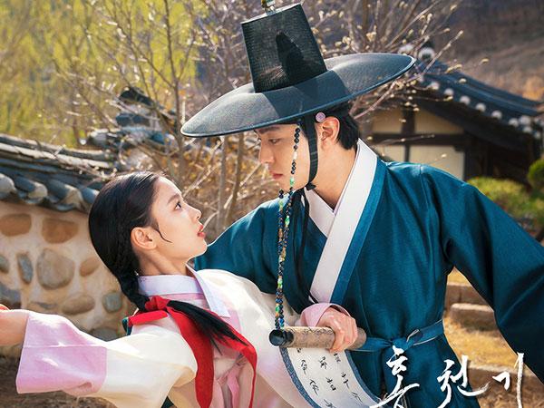 Drama Lovers of the Red Sky Pecahkan Rekor Rating Tertinggi Pribadi