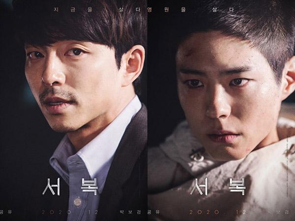 Film 'Seo Bok' Isyaratkan Konflik Emosional Antara Gong Yoo dan Park Bo Gum