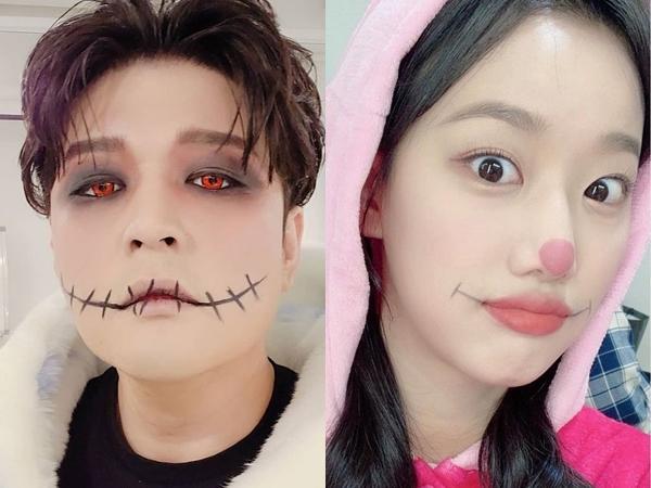 Inilah 8 Gaya Unik Artis Korea untuk Halloween 2020