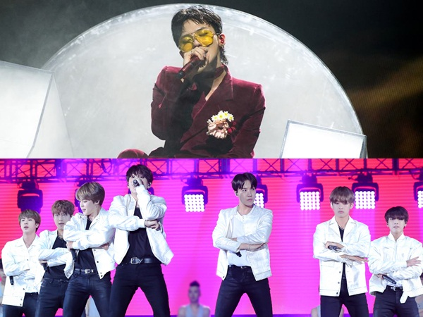 Terungkap Permintaan Khusus G-Dragon dan BTS Saat Konser di Indonesia