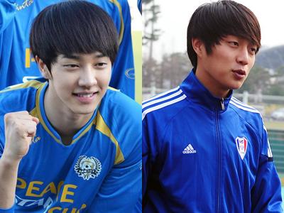Gikwang & Doojoon Beast Pamerkan Keahlian Sepak Bolanya Lewat Variety Show?