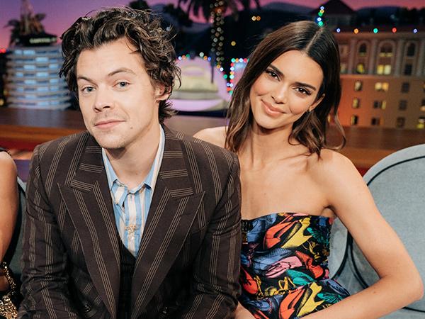 Harry Styles Pilih Makan Sperma Ikan Kod dan Kalajengking daripada Jawab Pertanyaan Kendall Jenner Ini