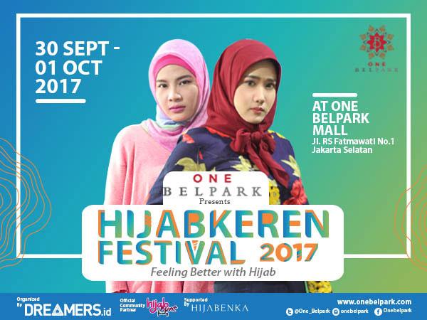 Yuk Datang ke Festival Hijabers Indonesia 'HijabKeren Festival 2017'!