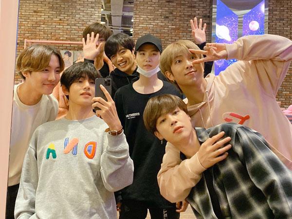 Pop-up Store BTS di Seoul Dikunjungi Ratusan Ribu Fans, Siap Dibuka di Negara Lain