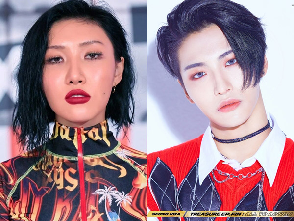 Hwasa MAMAMOO dan Seonghwa ATEEZ Batal Tampil di KCON:TACT 2020
