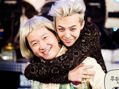 G-Dragon Akan Kembali Tunjukkan Bromance dengan Jung Hyung Don Dalam 'Weekly Idol'