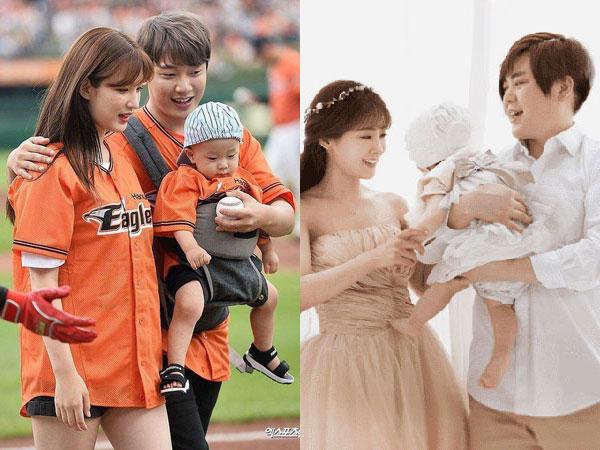 Chen EXO Menyusul, Inilah Mantan dan Idola K-Pop Saat Ini yang Sudah Jadi Orangtua